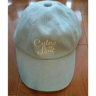 ピンクラテ(PINK-latte)のピンクラテ  キャップ (帽子)