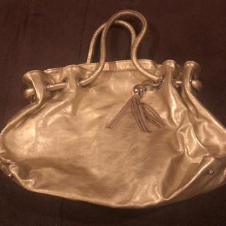 57c8456b4fc7 フルラ(Furla)のフルラ シャンパンゴールドバッグ(ショルダーバッグ)