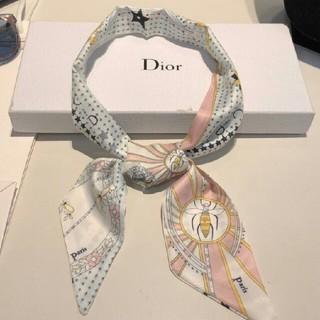 ディオール(Dior)のDIORスカーフ (バンダナ/スカーフ)