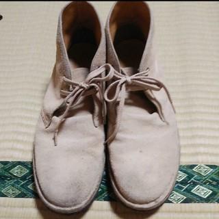 ユニクロ(UNIQLO)のUNIQLO ユニクロ デザートブーツ ショートブーツ(ブーツ)