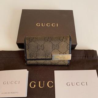 グッチ(Gucci)のグッチ GUCCI 6連 キーケース プラダ シャネル エルメス コーチ 好き(キーケース)