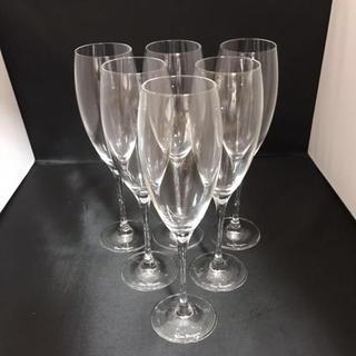 ドンペリニヨン(Dom Pérignon)の新品ドンペリシャンパングラス6脚(グラス/カップ)