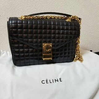 1db8510abca4 セリーヌ(celine)の新作♡19ss CELINE セリーヌ キルテッド ミディアム バッグ(ショルダーバッグ