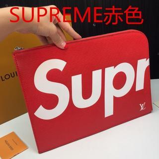 シュプリーム(Supreme)の大人気☆SUPREME☆クラッチバッグ(セカンドバッグ/クラッチバッグ)