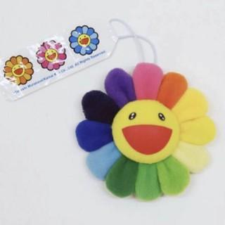 kaikaikiki Flower Keychain レインボー キーホルダー(キーホルダー)