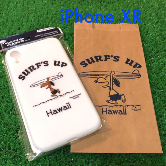 モニホノルル moni iPhoneXRケース 日焼けスヌーピー ハワイ限定の通販 by moni☺︎moni|ラクマ