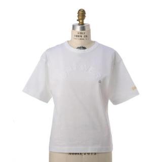 ドゥロワー(Drawer)のDrawerドゥロワー ★フロッキープリントプルオーバー★Tシャツ(Tシャツ(半袖/袖なし))