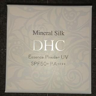 ディーエイチシー(DHC)のミネラルシルク エッセンスパウダー UV(フェイスパウダー)