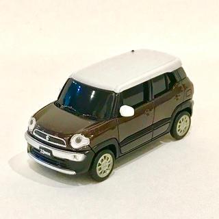 スズキ(スズキ)のSUZUKI クロスビー   XBEE  プルバックカー 非売品(ミニカー)