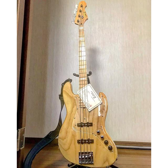 [値下げしました]ATELIER Z M245 ベース アトリエ Z bass 楽器のベース(エレキベース)の商品写真