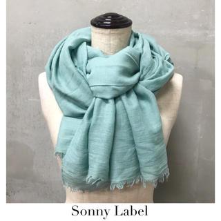 サニーレーベル(Sonny Label)の【Sonny Label】ストール ショール サニーレーベル(ストール/パシュミナ)