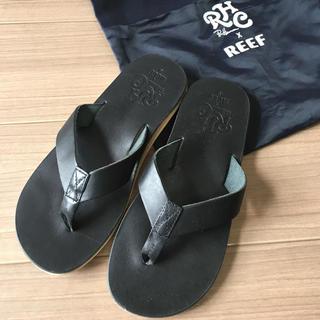 ロンハーマン(Ron Herman)のREEF for RHC Leather Sandals(サンダル)