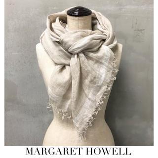 マーガレットハウエル(MARGARET HOWELL)の【MARGARET HOWELL】ストール マーガレットハウエル(ストール/パシュミナ)