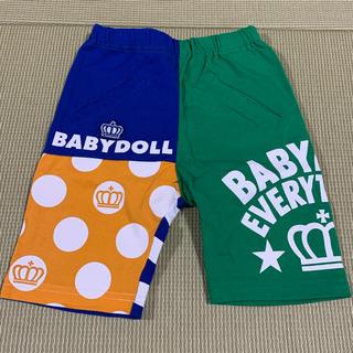 ベビードール(BABYDOLL)のBABYDOLL 男の子 半ズボン110cm(パンツ/スパッツ)