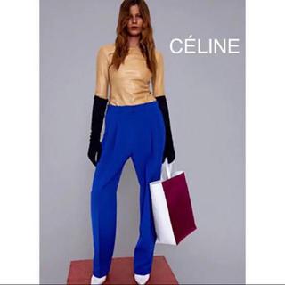 セリーヌ(celine)のCELINE フィービー期 2012resort トラウザー(カジュアルパンツ)