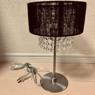 Francfranc - 送料込✨Francfranc グランツテーブルランプ  照明 ブラック