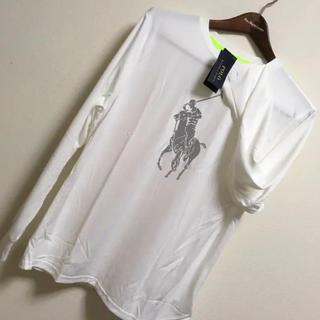 ラルフローレン(Ralph Lauren)の新品 ラルフローレン 長袖 Tシャツ(Tシャツ/カットソー(七分/長袖))
