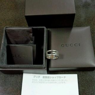 グッチ(Gucci)のGUCCI シルバーリング14号❀(リング(指輪))
