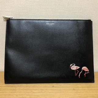 サンローラン(Saint Laurent)のサンローラン クラッチバッグ 財布にも(セカンドバッグ/クラッチバッグ)
