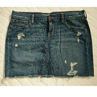 オールドネイビー(Old Navy)のoldnavy デニムスカート サイズ14(ミニスカート)