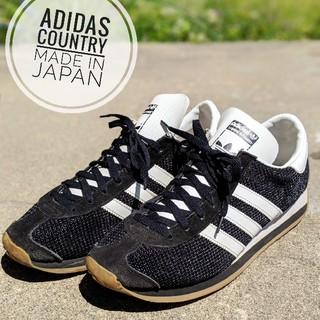 6bd2a8b3b6e40b アディダス カントリー(ブラック/黒色系)の通販 39点 | adidasを買う ...
