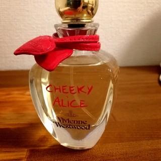 ヴィヴィアンウエストウッド(Vivienne Westwood)のヴィヴィアンウエストウッド チーキーアリス オードトワレ 75ml(香水(女性用))