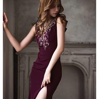 2c57aaed38ff0 エンジェルアール(AngelR)のメゾンドボーテ ドレス(ロングドレス)