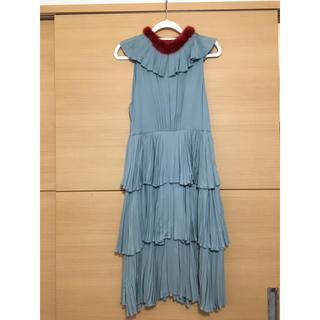 グッチ(Gucci)のグッチ ドレス(ミディアムドレス)