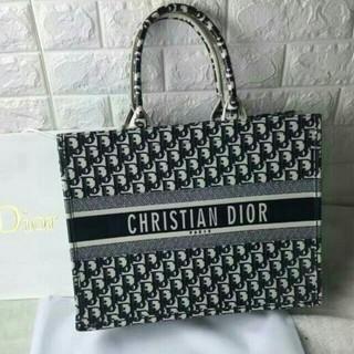 ディオール(Dior)のクリスチャンディオール♡ブックトート スモール ミニ(トートバッグ)