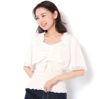 カスタネ(Kastane)のkastane ロマンティックボレロ(シャツ/ブラウス(半袖/袖なし))