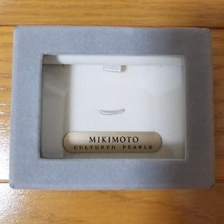 ミキモト(MIKIMOTO)のミキモト ネックレス 空き箱(その他)