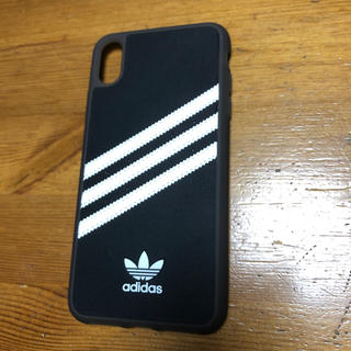 アディダス(adidas)の●新作●【iPhone Max】adidasカラーケース(iPhoneケース)