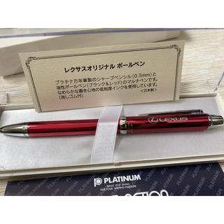 トヨタ(トヨタ)の【LEXUS】レクサス オリジナル ボールペン (ノベルティグッズ)