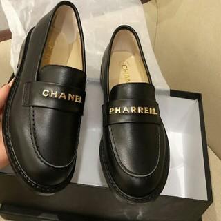 シャネル(CHANEL)のシャネルフラットシューズ(ローファー/革靴)