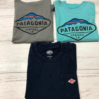 パタゴニア(patagonia)の3点 パタゴニア ダントン 130〜140 patagonia DANTON(Tシャツ/カットソー)