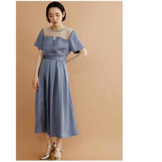 ba759c18f9ade ワンピース ドレス(ミディアムドレス)