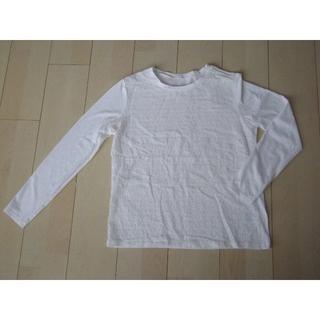 ジーユー(GU)のGU★ジーユー★レースロングTシャツ★ロンT★トップス★カットソー(Tシャツ(長袖/七分))