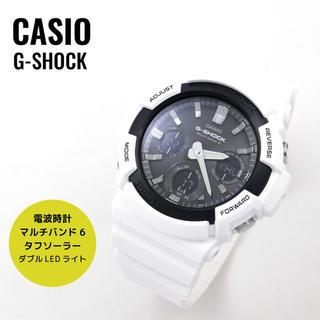 ジーショック(G-SHOCK)のG-SHOCK メンズ タフソーラー 電波受信 アナデジ GAW-100B-7A(腕時計(デジタル))