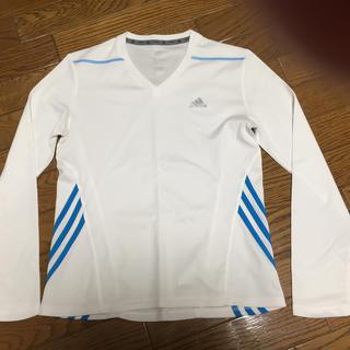 アディダス(adidas)のadidas アディダス   ロンT   ジャージ 上(Tシャツ(長袖/七分))