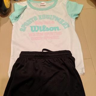 ウィルソン(wilson)の130ジャージ ウィルソン(Tシャツ/カットソー)