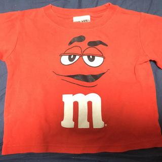 m&m 's エム&エムズ Tシャツ 米国購入3歳用