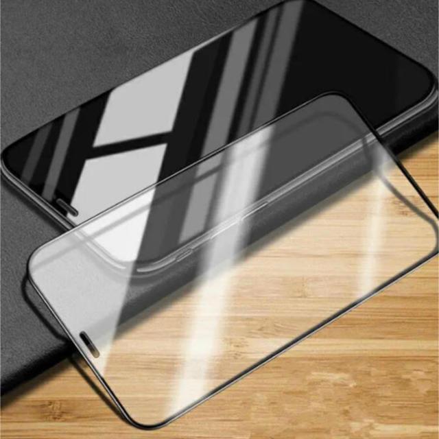 iPhone  XR強化ガラスフィルムの通販 by iAQ |ラクマ
