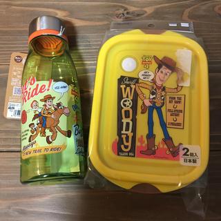 トイストーリー(トイ・ストーリー)のトイストーリー4 ボトル 容器 セット(弁当用品)
