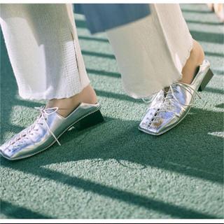 アメリヴィンテージ(Ameri VINTAGE)のAmeri VINTAGE LACE UP LOAFER(ローファー/革靴)