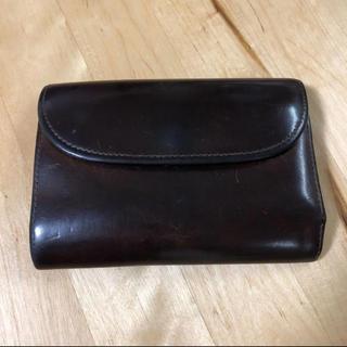 ホワイトハウスコックス(WHITEHOUSE COX)の桃山様専用です。SETTLER 財布 ホワイトハウスコックス(折り財布)