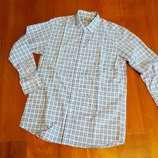 ユニクロ(UNIQLO)のユニクロ  長袖シャツ  XLサイズ(シャツ)