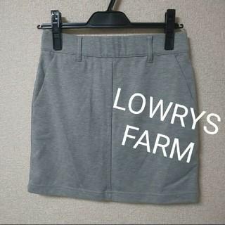 ローリーズファーム(LOWRYS FARM)のローリーズファーム★ミニスカート(ミニスカート)