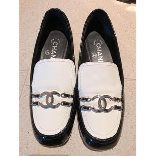 シャネル(CHANEL)のシャネル 正規品 ローファー(ローファー/革靴)