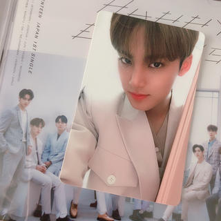 セブンティーン(SEVENTEEN)のミンギュ SEVENTEEN HappyEnding 通常盤 トレカ付き(K-POP/アジア)