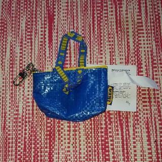 イケア(IKEA)の6個セット【定形郵便でお安く】IKEA バッグ キーホルダー(キーホルダー)